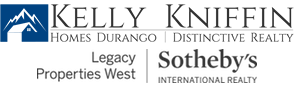 Kelly Kniffin and Legacy Properties West - Durango Real Estate