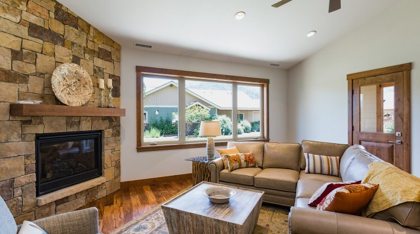 324 Trimble Crossing - Living Area - Home for Sale by Kelly Kniffin in Durango, CO
